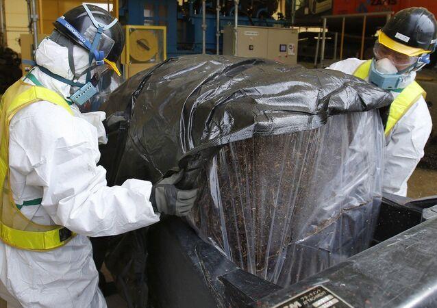 Expertos del OIEA realizan una nueva evaluación de la central nuclear Fukushima-1