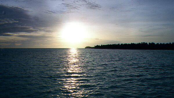 Océano Índico - Sputnik Mundo