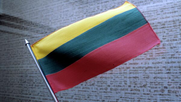 Bandera de Lituania - Sputnik Mundo