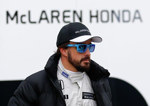 Fernando Alonso, piloto de Fórmula 1