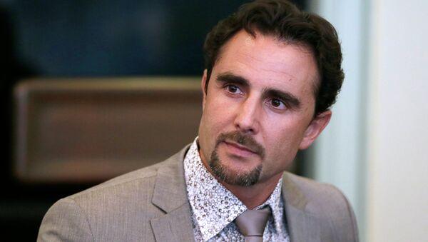 Hervé Falciani, exinformático del banco HSBC (archivo) - Sputnik Mundo