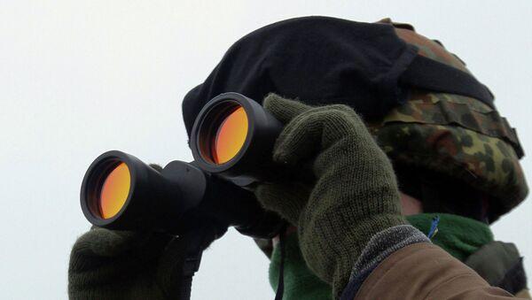 Un militar ucraniano - Sputnik Mundo