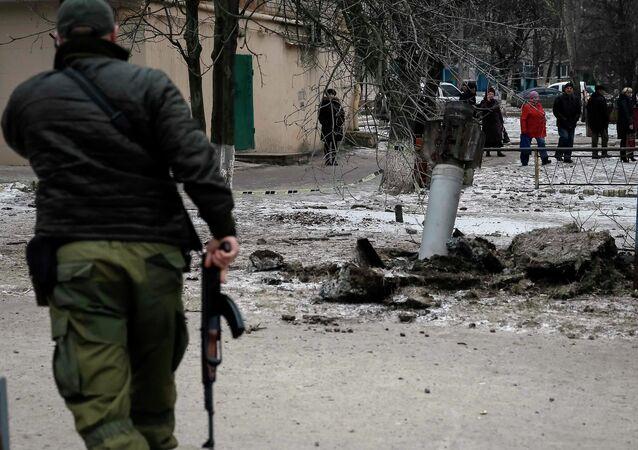 Situación en Kramatorsk