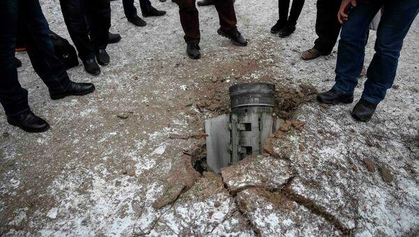 Bombardeo de Kramatorsk - Sputnik Mundo