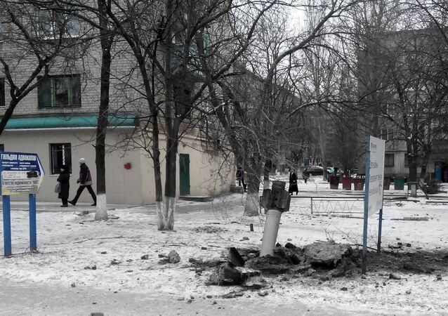 Bombardeo de Kramatorsk