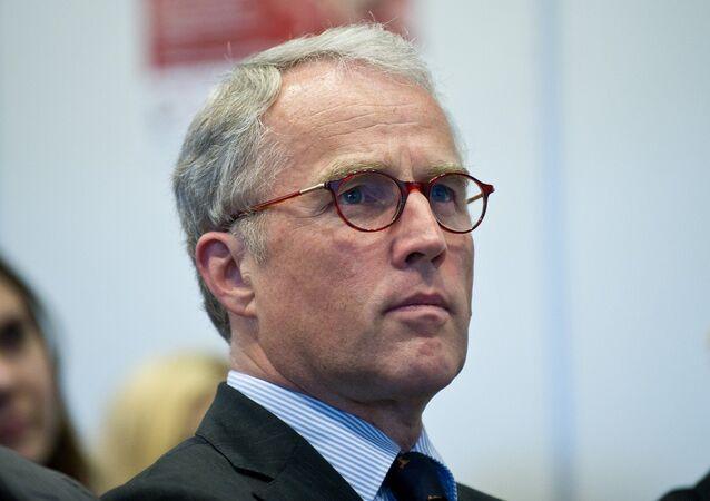 Rüdiger von Fritsch, embajador de Alemania en Rusia