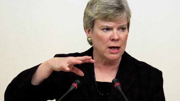 Rose Gottemoeller, Secretaria adjunta de Estado de EEUU para el control de armas - Sputnik Mundo