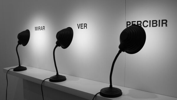 Feria Internacional de Arte Contemporáneo ARCO Madrid (Archivo) - Sputnik Mundo