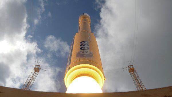 """España tuvo un papel """"muy importante"""" en la misión de la Agencia Espacial Europea - Sputnik Mundo"""