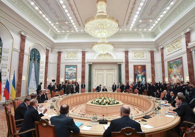 Cumbre en Minsk sobre Ucrania
