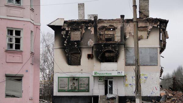 Al menos tres muertos y cinco heridos en las últimas 24 horas en Donbás - Sputnik Mundo
