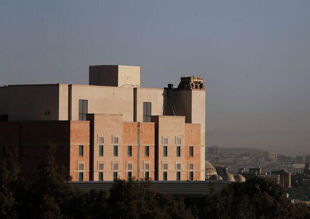 Embajada de EEUU en Saná