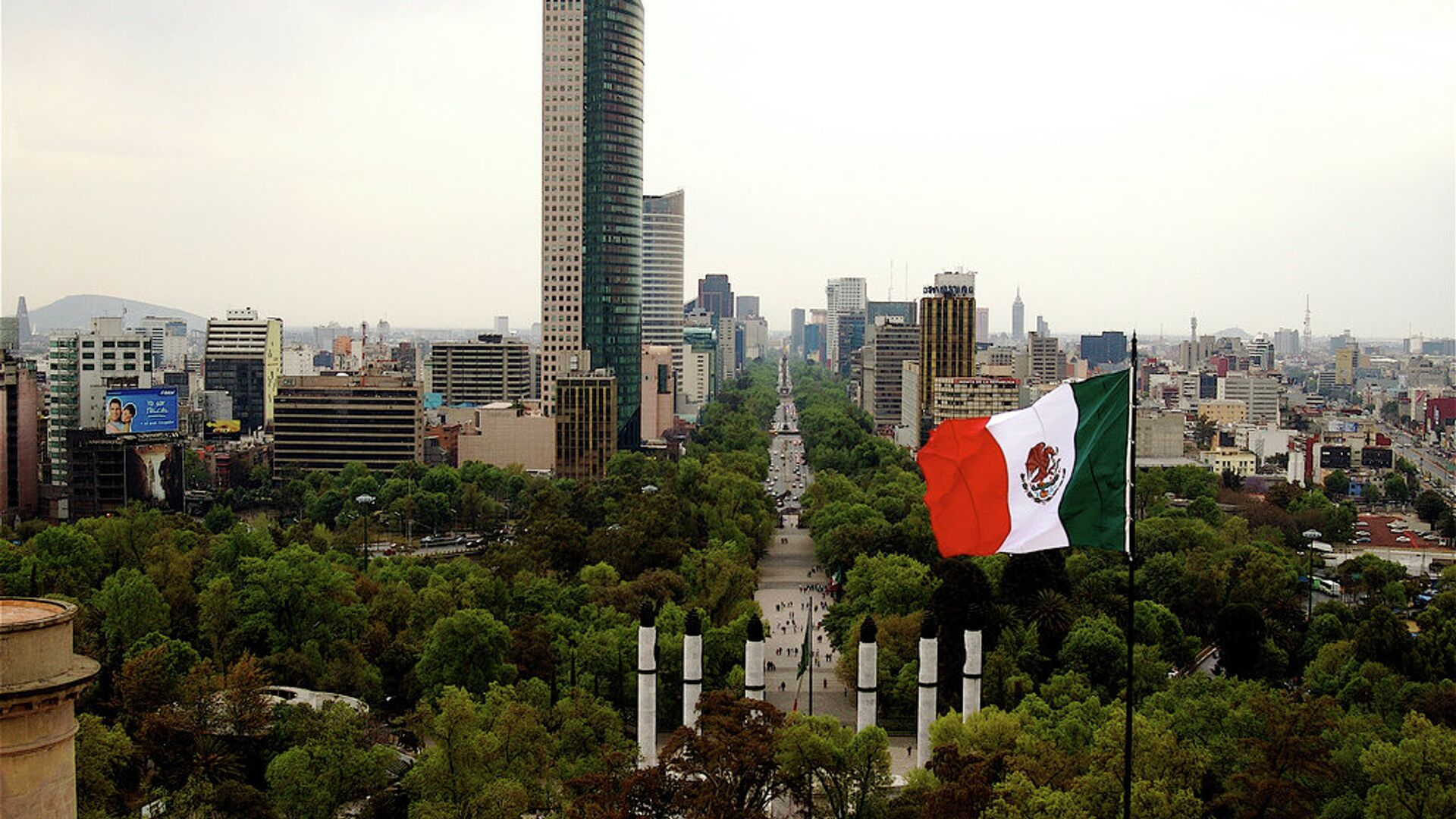 Ciudad de México - Sputnik Mundo, 1920, 12.07.2021