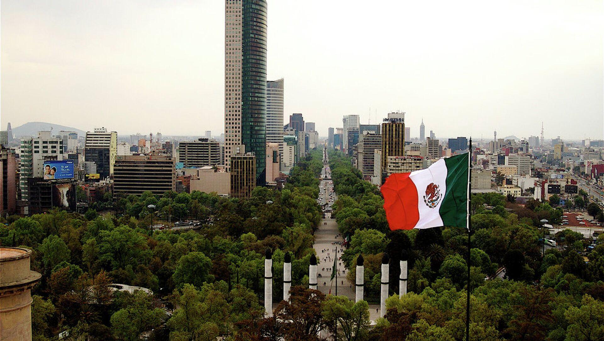 Ciudad de México - Sputnik Mundo, 1920, 25.01.2021