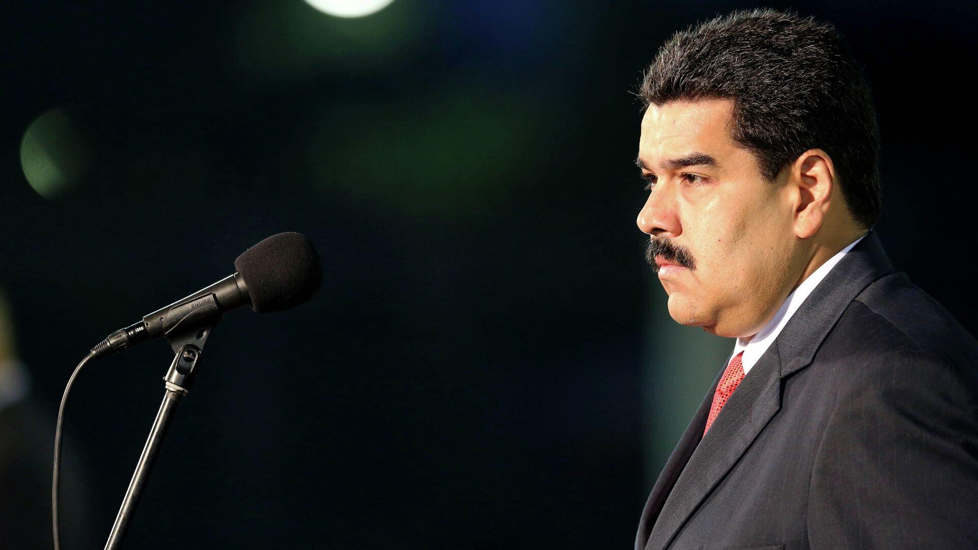 Nicolás Maduro, el presidente de Venezuela - Sputnik Mundo, 1920, 24.05.2021