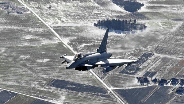Eurofighter Typhoon - Sputnik Mundo