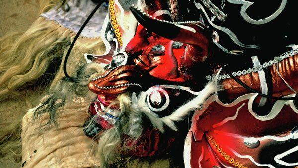 Festival de Bandas del Carnaval de Oruro - Sputnik Mundo