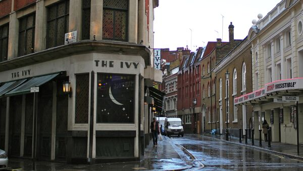 The Ivy on West Street - Sputnik Mundo
