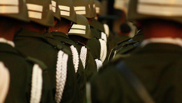 Ejército de México - Sputnik Mundo