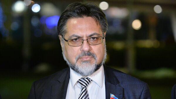 Vladislav Deinego, representante oficial de la RPL - Sputnik Mundo