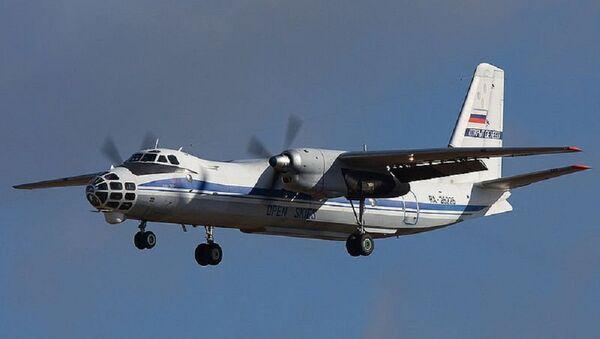 Antonov An-30B - Sputnik Mundo
