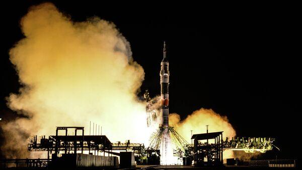 Soyuz TMA-15M - Sputnik Mundo