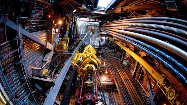 Construcción del gasoducto - Sputnik Mundo