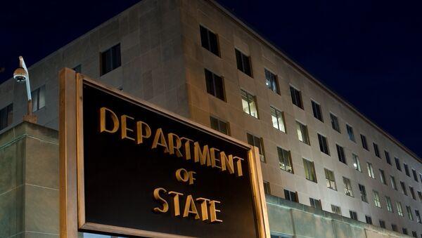 US State Department - Sputnik Mundo