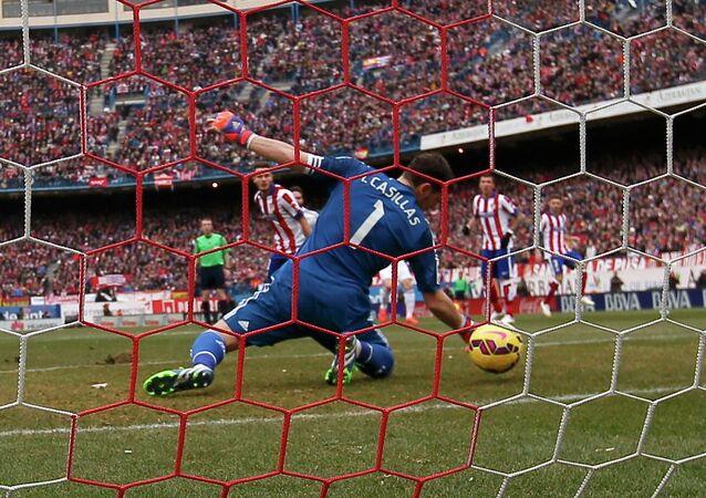 Real Madrid y Atlético de Madrid