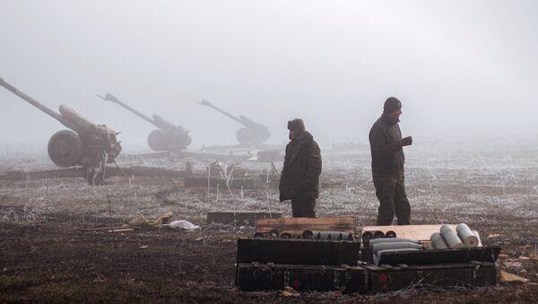 La OSCE exige que las milicias cesen el fuego en Debáltsevo - Sputnik Mundo