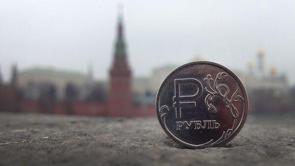 Rublo ruso - Sputnik Mundo