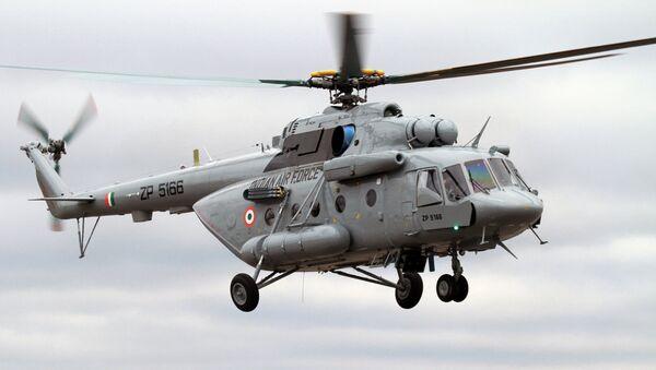 Mi-17 V5 (imagen referencial) - Sputnik Mundo