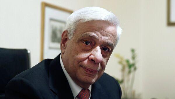 Former Greek Interior Minister and former New Democracy conservative party lawmaker Prokopis Pavlopoulos - Sputnik Mundo
