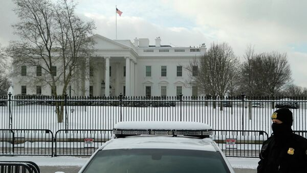 White House in Washington February 17, 2015 - Sputnik Mundo