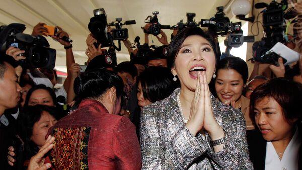 Yingluck Shinawatra - Sputnik Mundo