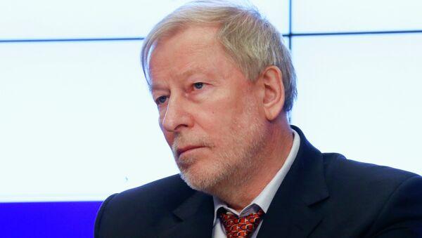 Iván Grachov, presidente de la Comisión para la Energía de la Duma de Estado de Rusia - Sputnik Mundo