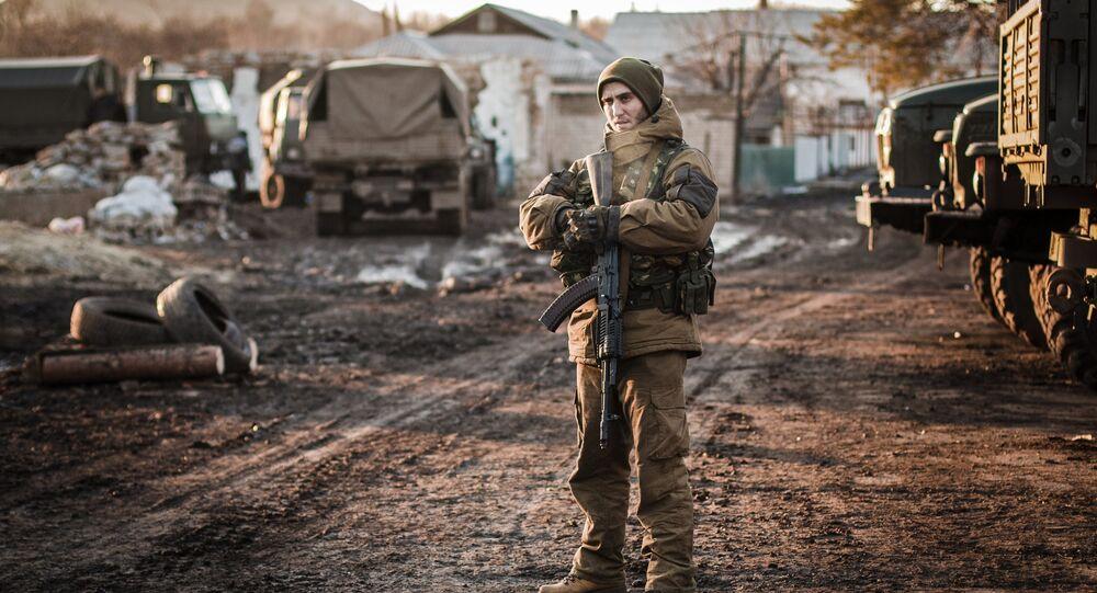 Afueras de Debaltsevo, Donetsk Región