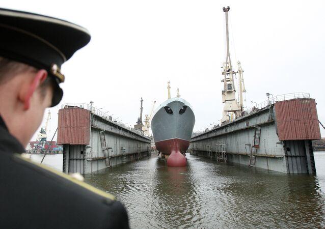 Astillero de San Petersburgo