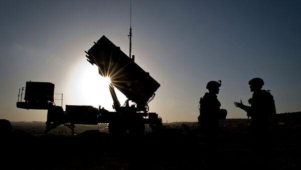Sistema de misiles estadounidense Patriot - Sputnik Mundo