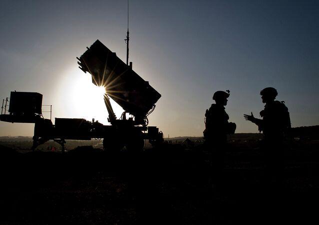 Sistema de defensa antimisiles estadounidense Patriot