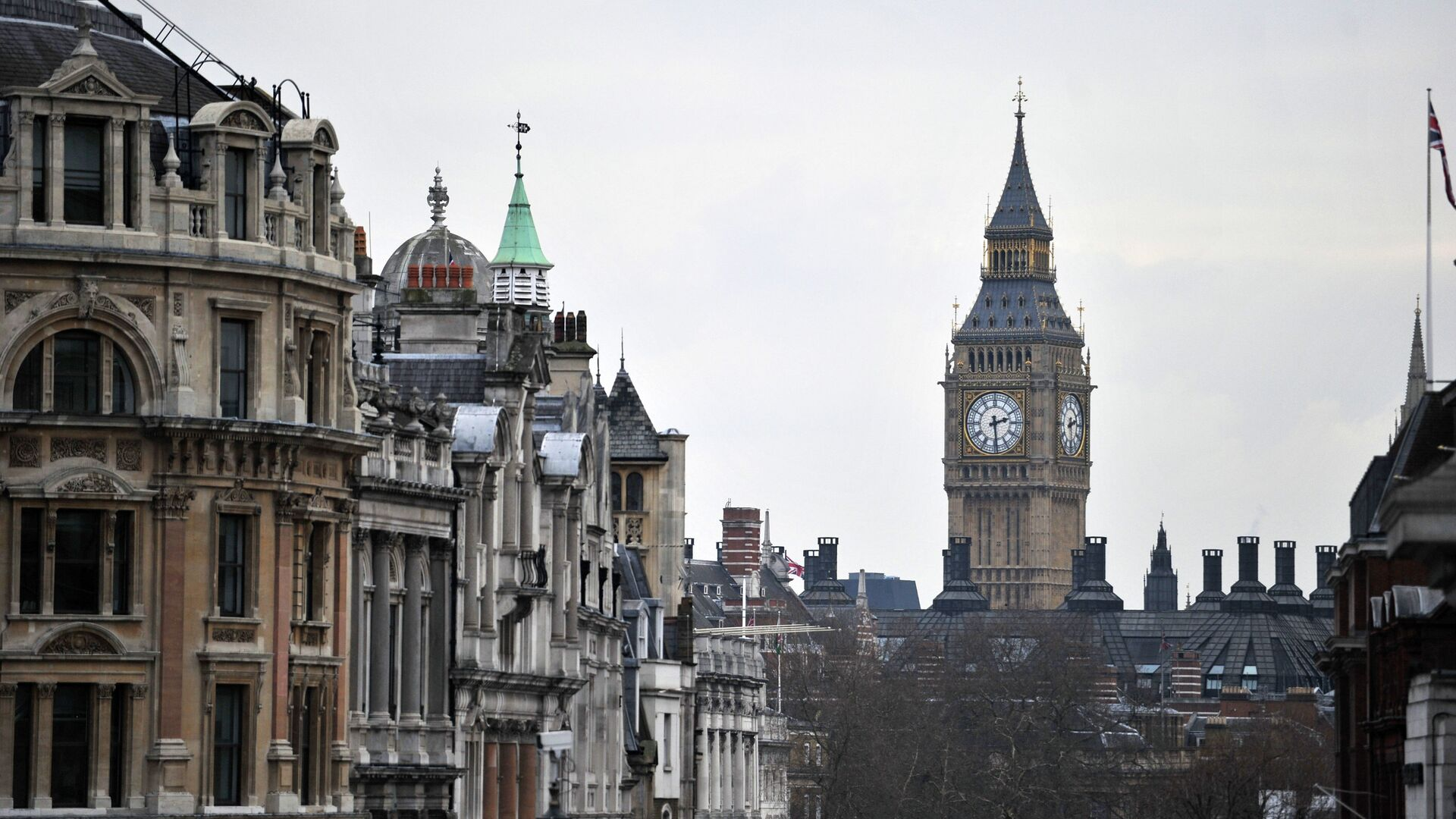 Londres, la capital de Reino Unido - Sputnik Mundo, 1920, 03.05.2021