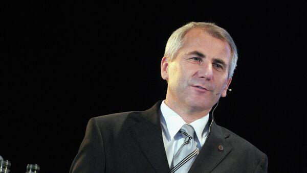 Vygaudas Usackas, jefe de la representación de la UE en la Federación Rusa - Sputnik Mundo