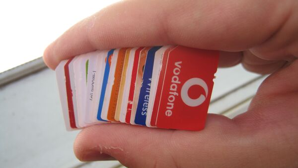 Vodafone, AT&T, SingTel, SFR, 3 SE, Telenor N, Telenor SE, Telia SE, TDC, T-Mobile DE, T-Mobile D, Orange UK - Sputnik Mundo