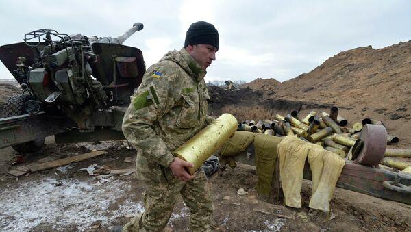 Ucrania sigue negociando el suministro de armas, según Exteriores - Sputnik Mundo