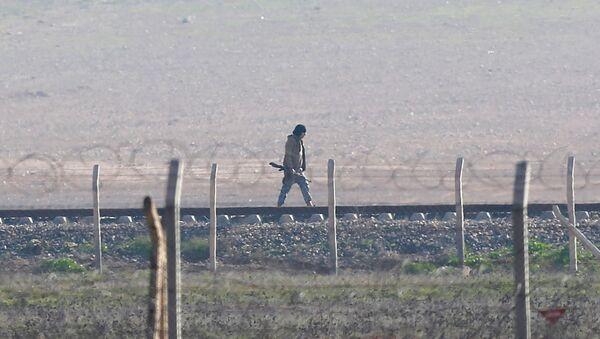 Frontera Siria-Turquía - Sputnik Mundo