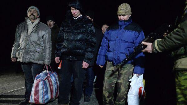 Ukraine prisoner exchange - Sputnik Mundo