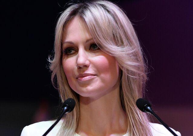 Magdalena Ogórek, candidata a la presidencia de Polonia