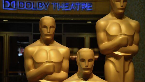 Estatuillas del Óscar (archivo) - Sputnik Mundo