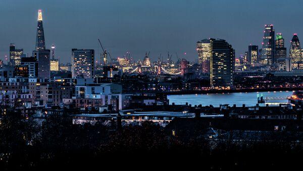 London Cityscape - Sputnik Mundo