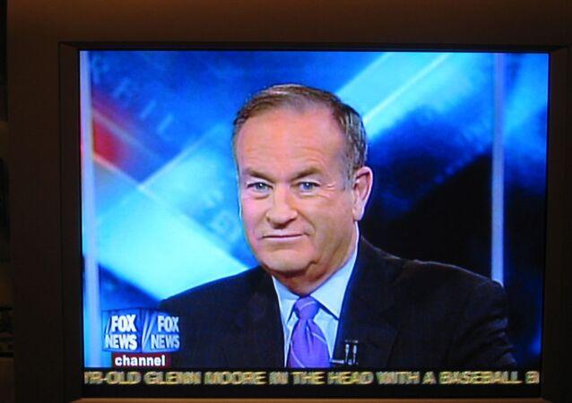 Bill O'Reilly, presentador de Fox News